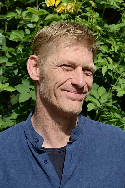 Burkhard Hücker Klassenlehrer Delfine